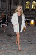 PENNY LANCASTER at Inspiration Awards for Women in London 09/07/2017
