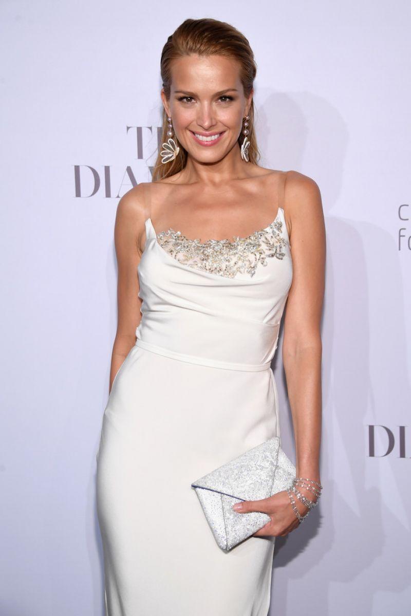 PETRA NEMCOVA at 3rd Annual Diamond Ball Benefitting Clara Lionel Foundation in New York 09/14/2017