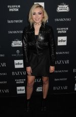 PEYTON ROI LIST at Harper's Bazaar Icons Party in New York 09/08/2017