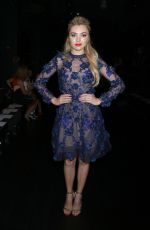 PEYTON ROI LIST at Marchesa Fashion Show at New York Fashion Week -09/13/2017
