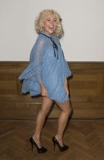 PIXIE LOTT at Temperley Fasion Show at London Fashion Week 09/17/2017