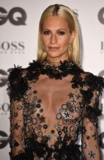 POPPY DELEVINGNE at GQ Men of the Year Awards 2017 in London 09/05/2017