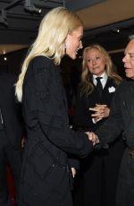 POPPY DELEVINGNE at Ralph Lauren Fashion Show Dinner at New York Fashion Week 09/12/2017