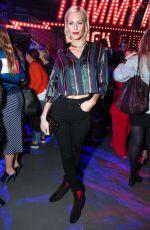 POPPY DELEVINGNE at Tommy Hilfiger Fashion Show at London Fashion Week 09/19/2017