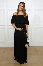 Pregnant JESSICA ALBA at Rachel Zoe Collection Launch in Los Angeles 09/05/2017