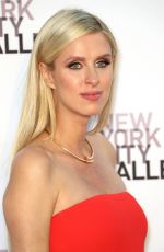 Pregnant NICKY HILTON at New York City Ballet's 2017 Fall Fashion Gala 09/28/2017