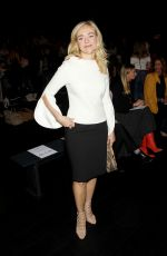 RACHEL BAY JONES at Badgley Mischka Fashion Show at New York Fashion Week 09/12/2017
