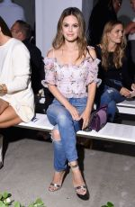 RACHEL BILSON at Brock Collection Fashion Show in New York 09/07/2017