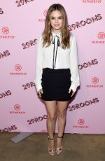 RACHEL BILSON at Refinery29 Third Annual 29rooms: Turn It Into Art Event in Brooklyn 09/07/2017