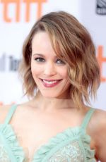 RACHEL MCADAMS at Disobedience Premiere at 2017 Toronto International Film Festival 09/10/2017