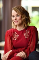 RACHEL MCADAMS at Variety Studio at 2017 Toronto International Film Festival 09/10/2017