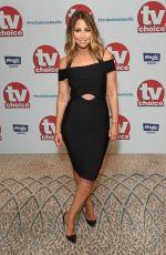 RACHEL STEVENS at TV Choice Awards in London 09/04/2017
