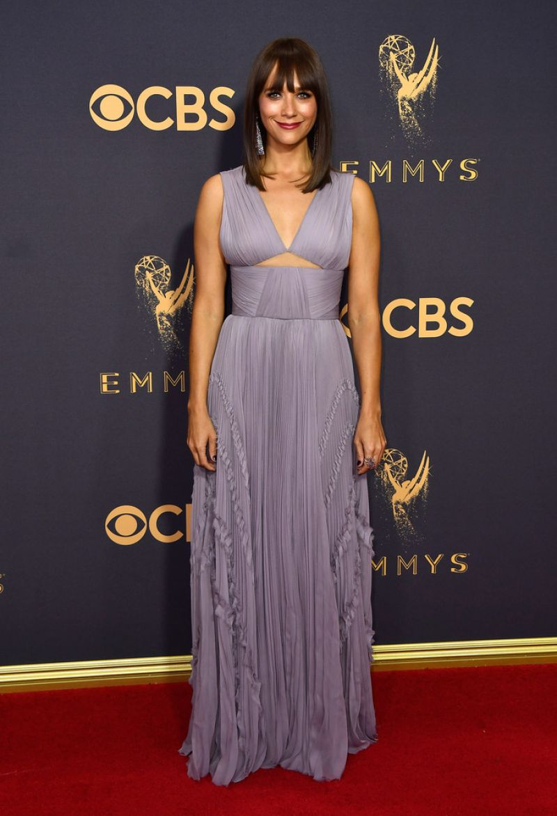 RASHIDA JONES at 69th Annual Primetime EMMY Awards in Los Angeles 09/17/2017