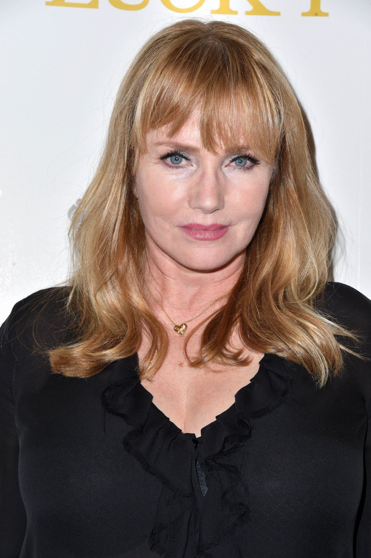 REBECCA DE MORNAY at Lucky Premiere in Los Angeles 09/26 ...