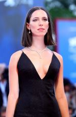 REBECCA HALL at Mother! Premiere at 74th Venice International Film Festival 09/05/2017