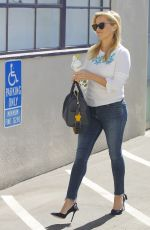 REESE WITHERSPOON Arrives at Her Office in Santa Monica 09/28/2017