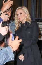 REESE WITHERSPOON Leaves Watch What Happens Live in New York 09/06/2017
