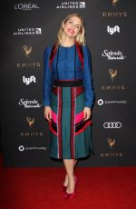 RHEA SEEHORN at Television Academy 69th Emmy Performer Nominees Cocktail Reception in Beverly Hills 09/15/2017