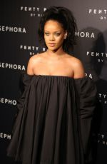 RIHANNA at Fenty Beauty Photocall at Jardin Des Tuileries in Paris 09/21/2017