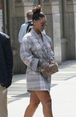 RIHANNA Heading to Brooklyn Navy Yard in New York 09/07/2017