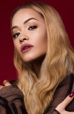 RITA ORA for Rimmel London Lipstick 2017 Collection
