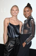 ROMEE STRIJD at E!, Elle & Img Host New York Fashion Week Kickoff Party 09/06/2017