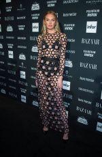 ROMEE STRIJD at Harper's Bazaar Icons Party in New York 09/08/2017
