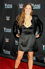 RONDA ROUSEY at WWE Presents Mae Young Classic Finale in Las Vegas 09/10/2017