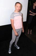 ROSE NAMAJUNAS at E!, Elle & Img Host New York Fashion Week Kickoff Party 09/06/2017