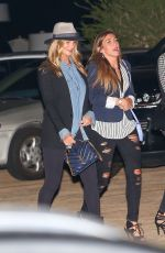 ROSIE HUNTINGTON-WHITELEY Arrives at Nobu in Malibu 09/22/2017