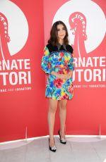 ROWAN BLANCHARD at Miu Miu Women's Tales Photocall at Venice Film Festival 08/31/2017