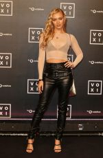 ROXY HORNER at Voxi Launch Party in London 08/31/2017