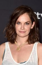 RUTH WILSON at hfpa & Instyle Annual Celebration of 2017 TIFF 09/09/2017