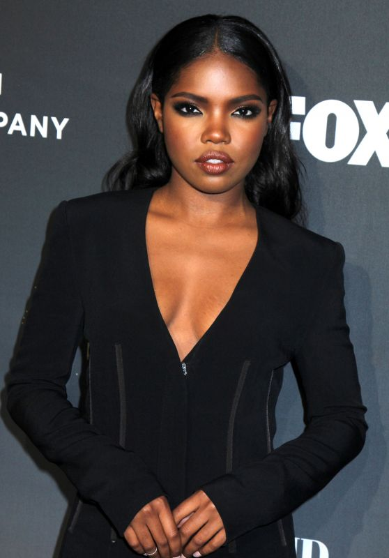 RYAN DESTINY at Fox's New Wednesday Night Lineup Celebration in New York 09/23/2017