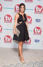 SADIE STUART at TV Choice Awards in London 09/04/2017