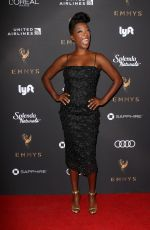 SAMIRA WILEY at Television Academy 69th Emmy Performer Nominees Cocktail Reception in Beverly Hills 09/15/2017