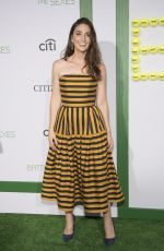 SARA BAREILLES at Battle of the Sexes Premiere in Los Angeles 09/16/2017