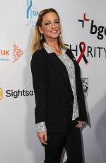 SARAH HARDING at BGC Charity Day in London 09/11/2017