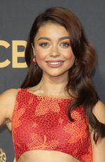 SARAH HYLAND at 69th Annual Primetime EMMY Awards in Los Angeles 09/17/2017