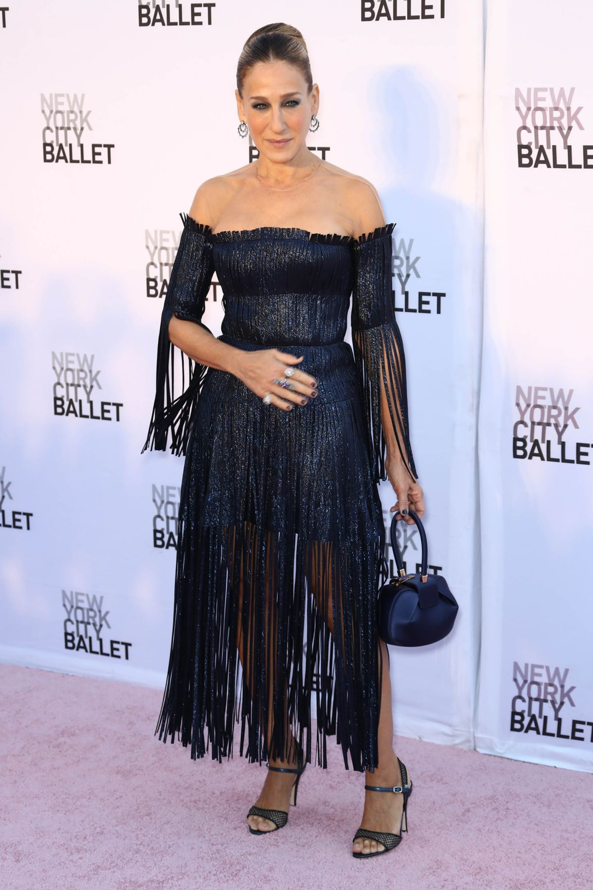 SARAH JESSICA PARKER at New York City Ballet's 2017 Fall ...
