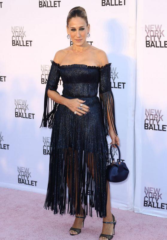 SARAH JESSICA PARKER at New York City Ballet's 2017 Fall Fashion Gala 09/28/2017