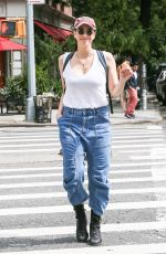 SARAH SILVERMAN Out in New York 08/31/2017