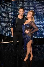 SASHA PIETERSE at Dancing with the Stars Season 25 Show in Los Angeles 09/18/2017