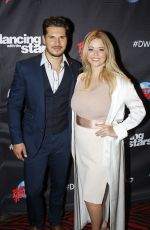 SASHA PIETERSE at Dancing with the Stars Season 5 Cast Announcement in New York 09/06/2017