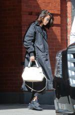 SELENA GOMEZ Leaves Her Apartment in New York 09/28/2017