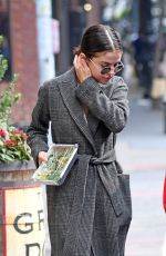 SELENA GOMEZ Out in New York 09/16/2017