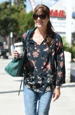 SELMA BLAIR Out and About in Los Angeles 09/23/2017
