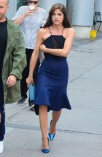 SELMA BLAIR Out and About in Toronto 09/10/2017