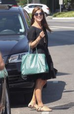 SELMA BLAIR Out Shopping in Los Angeles 09/01/2017