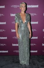 SERINDA SWAN at 2017 Entertainment Weekly Pre-emmy Party in West Hollywood 09/15/2017